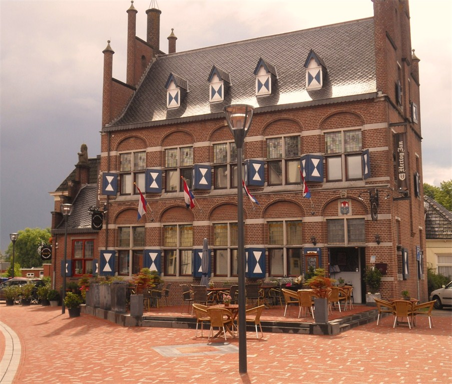 Bistro het oude raadshuis Zuidhorn